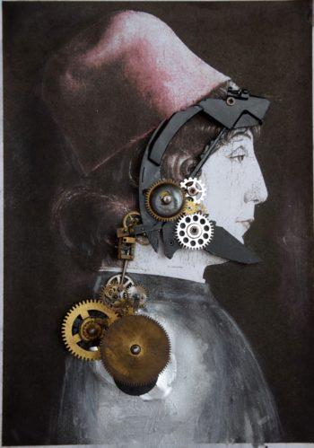 Vita Interiore - InnerLife. Da Giovane Uomo di Cosmè Tura. A Spoleto Arte a cura del Prof. Vittorio Sgarbi Ed. 2016.