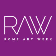RAW-Rome Art Week dal 24 al 29 ottobre 2016