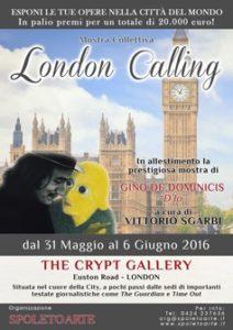 locandina London Calling
